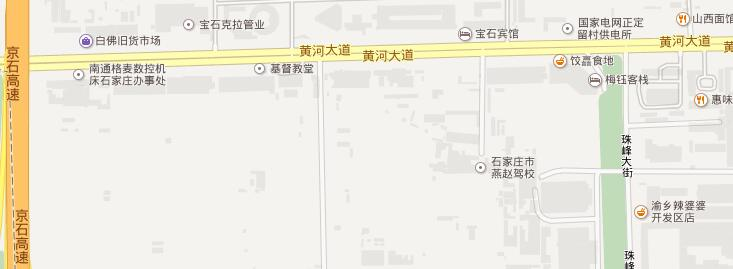 石家庄燕赵驾校地址