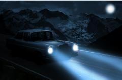 夜间开车要学会哪些汽车灯语