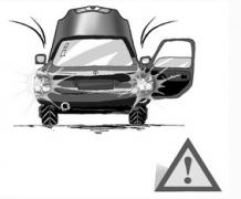 哪些情况下不需要开启汽车报警闪光灯