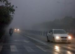 雾天如何做到安全驾驶