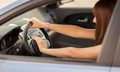 新手司机开车,记住这5点